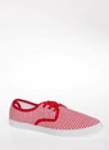 DeFacto Basic Sneaker Kırmızı